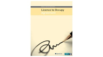 Licence to Occupy Agreement