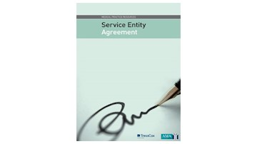 Service Entity Agreement